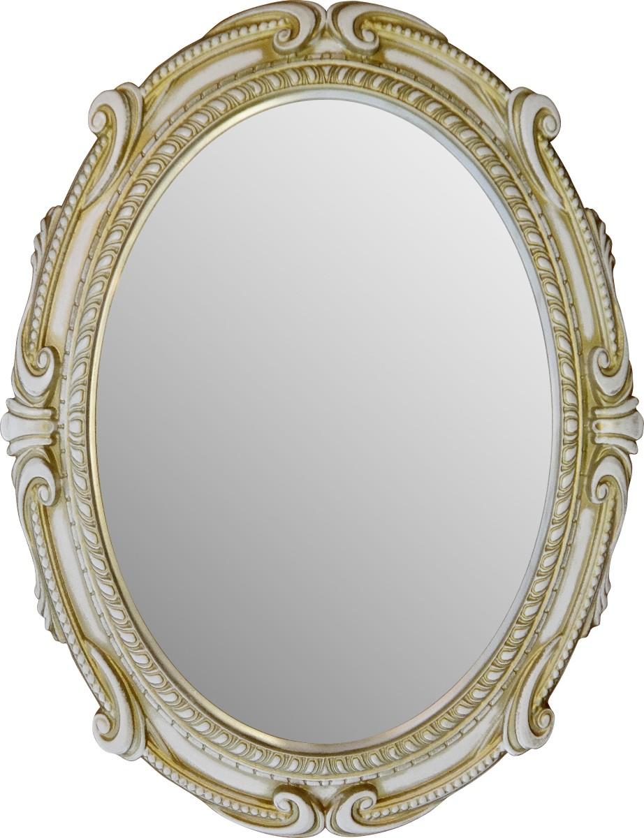 Как сделать овальное зеркало