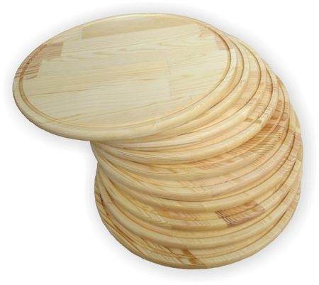Доски из дерева для пиццы